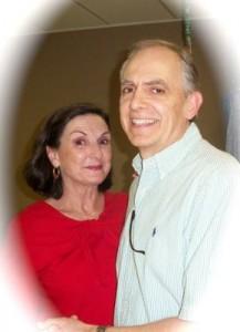 Lee Herrington and Cynthia Westfall